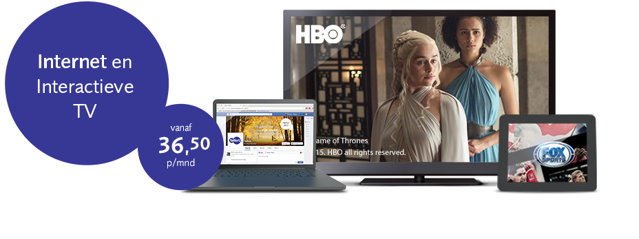 Tv en internet Telfort